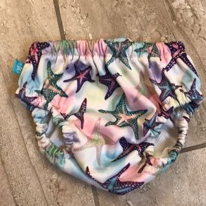 The Honest Co. reusable swim diaper starfish